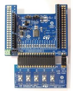 X-NUCLEO-LED16A1