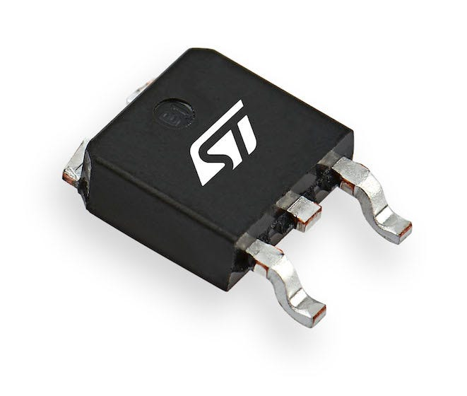 TO-252 VND5N07-E Pack of 5 par STMICROELECTRONICS 5A 70V ST-MicroElectronics MOSFET Module
